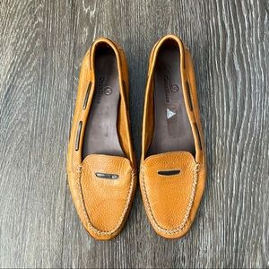 Cole Haan Tan Leather Loafers Size 9.5